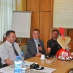 Andrzej Kuziemski - Członek Zarządu LIR przedstawia sprawozdanie z działalności Izby za 2011 rok