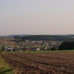 Frankonia - coraz więcej gruntów rolnych wykorzystuje się pod zabudowę