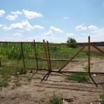 100% upraw Państwa Górskich zostało ogrodzonych przez miejscowe nadleśnictwo
