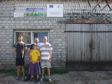 Pan Piotr z synami