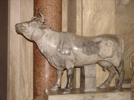 Zwierzęta w Watykanie