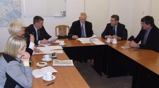 Obrady Komisji Rewizyjnej LIR