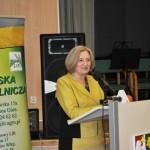 Zofia Szalczyk - Podsekretarz Stanu w Ministerstwie Rolnictwa