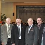 Wspólne zdjęcie delegatów LIR