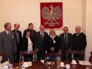 Dobra atmosfera spotkania rolników ekologicznych z ministrem Sawickim