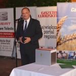 Stanisław Tomczyszyn - Członek Zarządu Województwa Lubuskiego