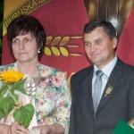 Norbert Brambor z małżonką - laureaci