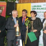 Wiesława i Piotr Trojanowscy - laureaci