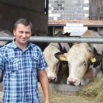 Głównym kierunkiem gospodarstwa jest hodowla bydła mlecznego