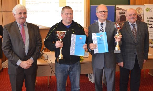 Nagrodzeni w kategorii Stado 500 – 1000 krów