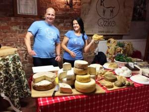 Państwo Wojnowscy uczestniczą w wielu imprezach i targach żywności