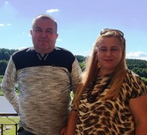 Katarzyna i Ryszard Kotlar