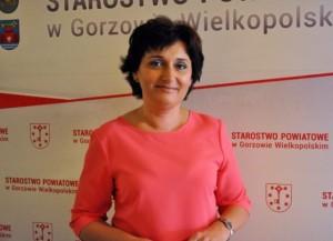 Małgorzata Domagała, Starosta Gorzowski