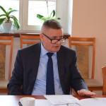 Roman Jabłoński Z-ca Dyrektora OT KOWR w Gorzowie Wlkp.