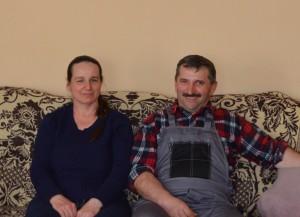 Państwo Elżbieta i Grzegorz Zaporowscy