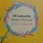 XX LUBUSKIE ŚWIĘTO PLONÓW 2018 W BABIMOŚCIE
