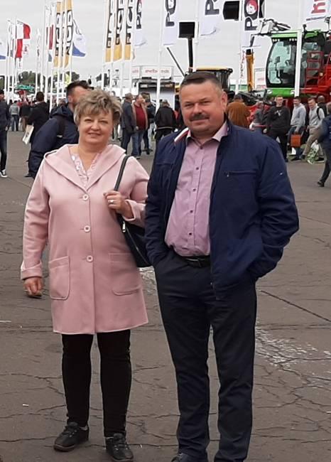 Katarzyna i Krzysztof Łysenko